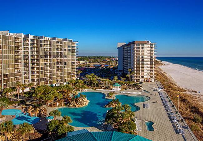 Edgewater Beach Golf Resort Panama City Beach Vacation