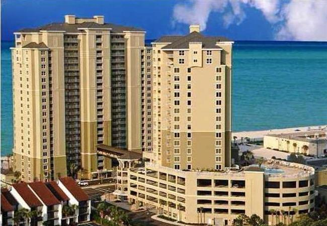 Grand Panama Beach Resort One Of The Most Elegant Vacation Als In City Is Located On Gulf Mexico Delighting Vacationers All